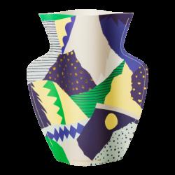 Cache vase papier octaevo