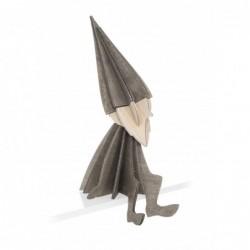 Lovi Elf Décoration en bois de bouleau